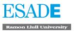 Executive MBA; ESADE Barcelona